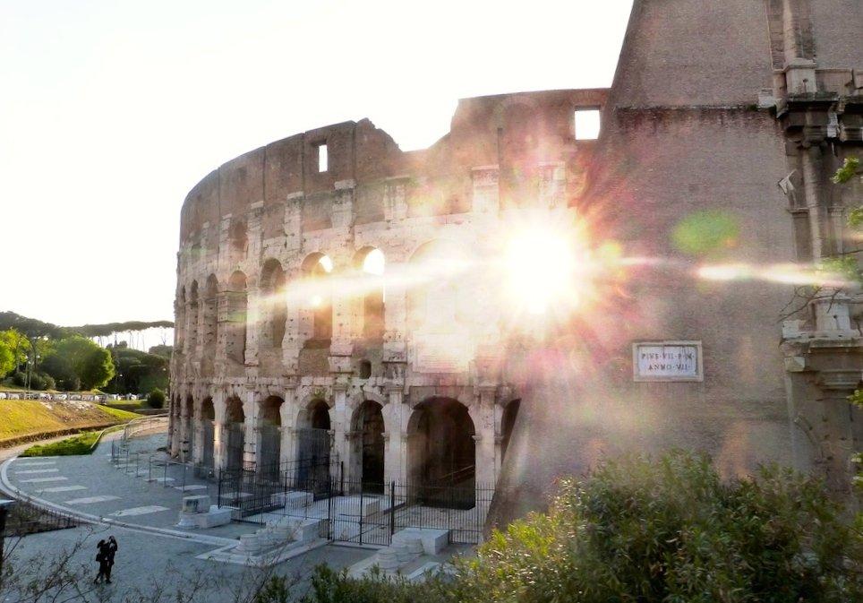 Trois jours à Rome #1 : découverte des monuments emblématiques